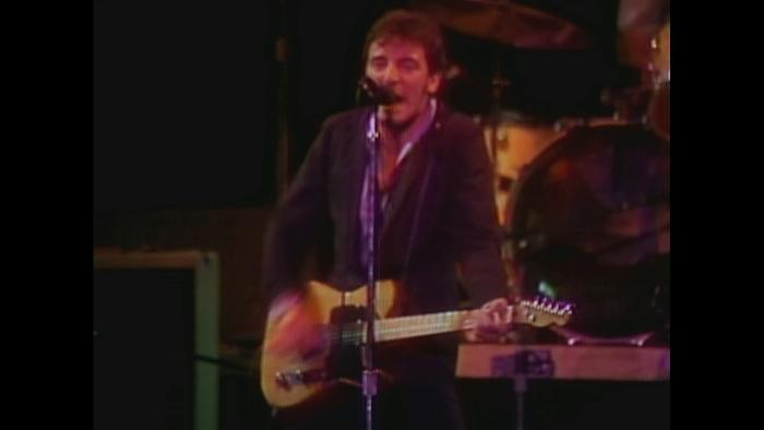 Darkness on the Edge of Town Live in Houston 1978