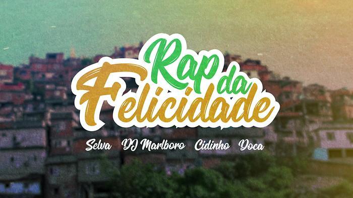 Rap Da Felicidade Remix  Lyric Video