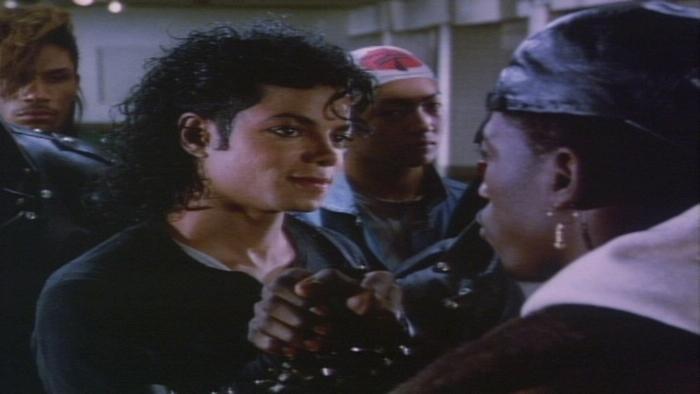 Bad Michael Jacksons Vision