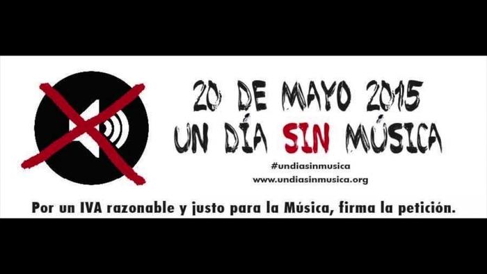Trailer Día Sin Música