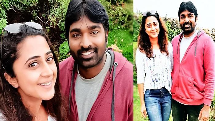 Kaniha To Play A Refugee From Sri Lanka In Vijay Setupathis Film