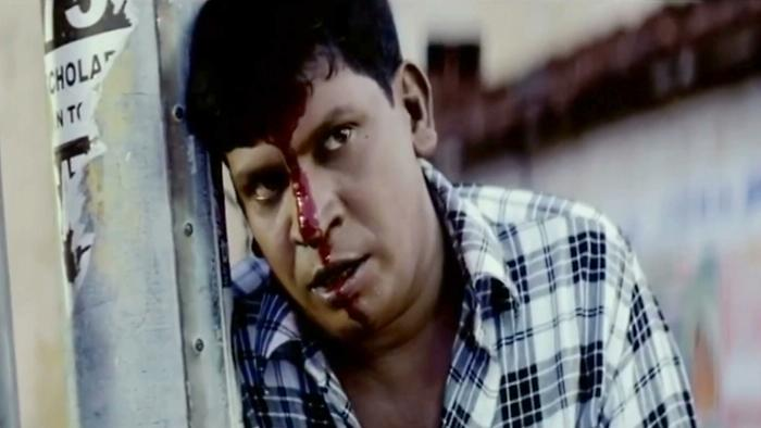 Aaru Movie VadiveluThambi Ramaiah