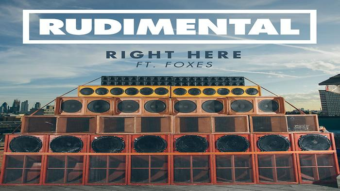 Right Here feat Foxes