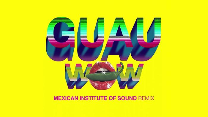 Wow GUAU Mexican Institute Of Sound RemixAudio