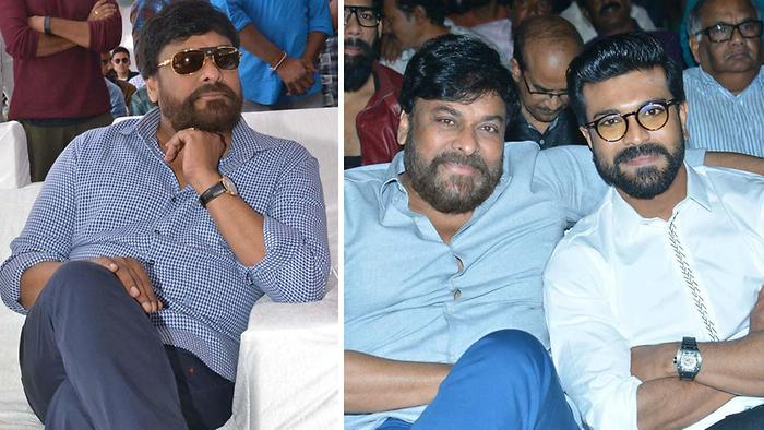 Chiru Not Happy With Charan Compensating VVR Losses