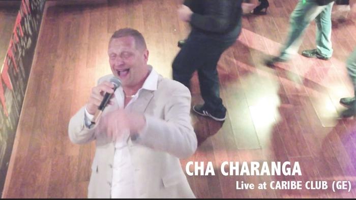 Cha Charanga Live At Caribe Club Ge