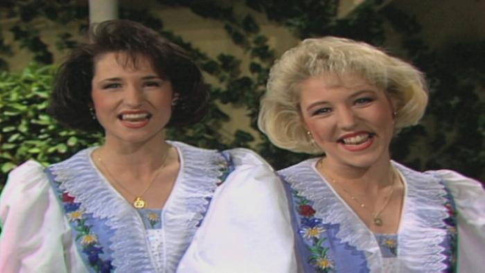 Heut hab ich dem Glueck in die Augen gesehn ZDF Volkstuemliche Hitparade 13041995 VOD