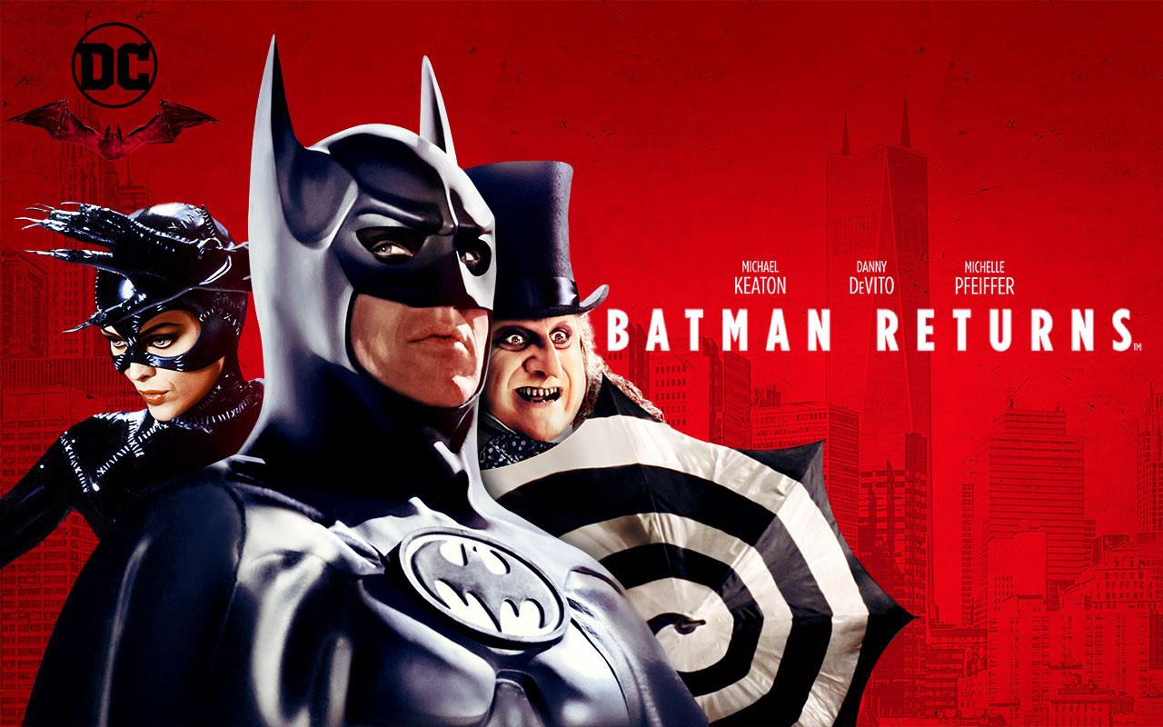 Watch Batman Returns Movie online
