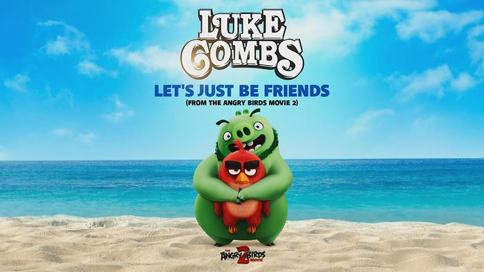 Lets Just Be Friends From The Angry Birds Movie 2 Audio