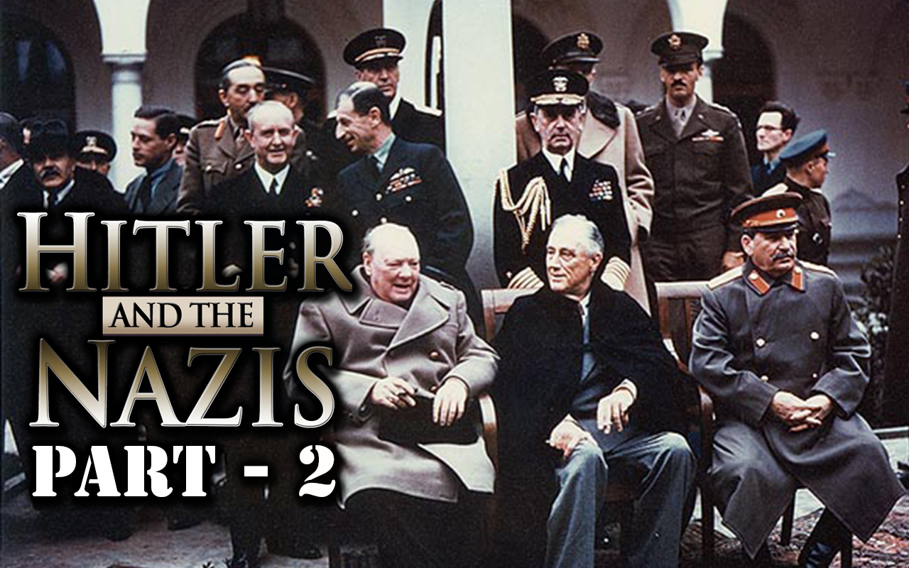 Hitler and the Nazis 2