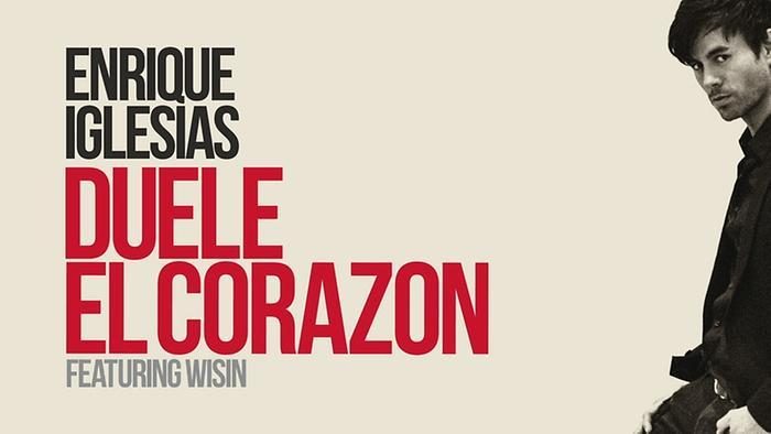 DUELE EL CORAZON Lyric Video