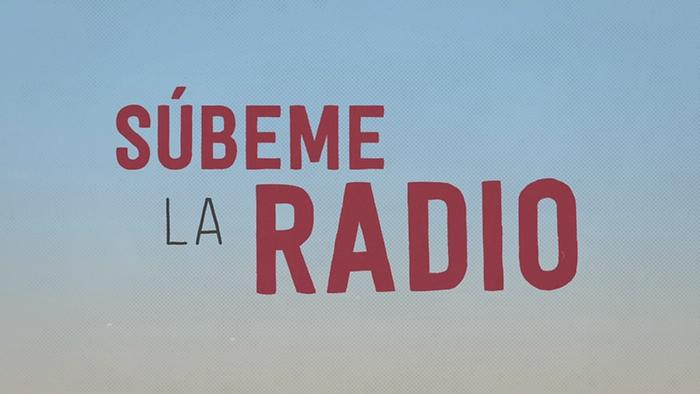 SUBEME LA RADIO Animated Video