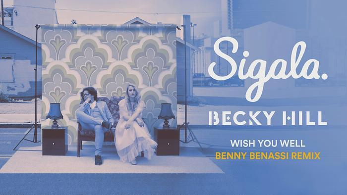 Wish You Well Benny Benassi Remix Audio