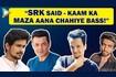 Following SRK