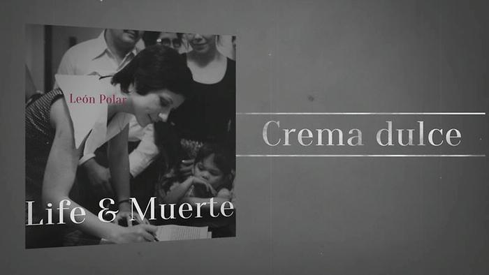 Crema Dulce Cover Audio