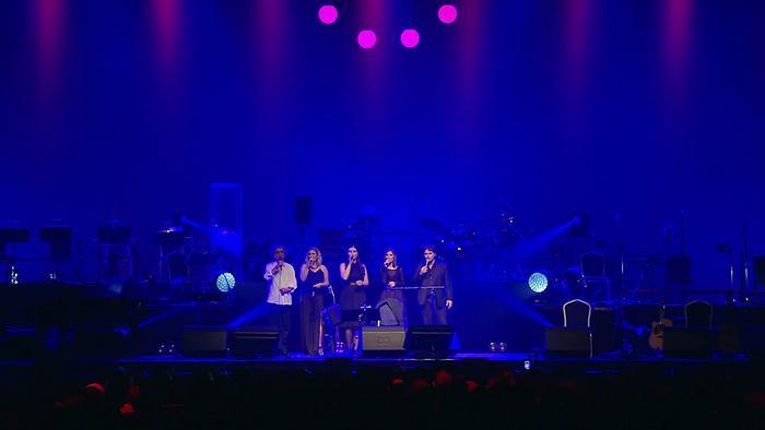 Romanticapella Live At Arena  2017