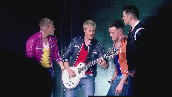 Boys Are Back in Town Live from The O2