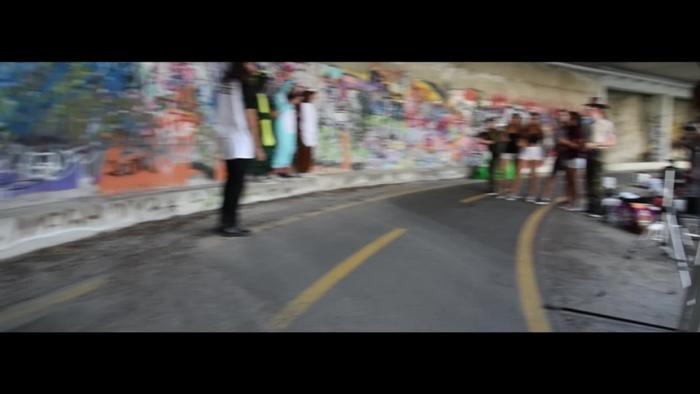 Tommaso PiniCose Che Danno Ansia Backstage Video