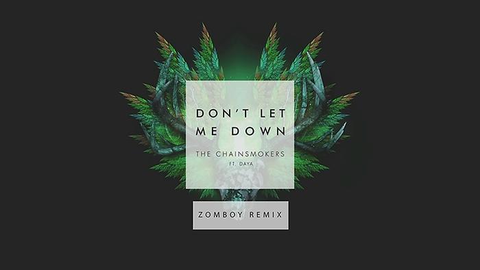 Dont Let Me Down Zomboy Remix Pseudo Video