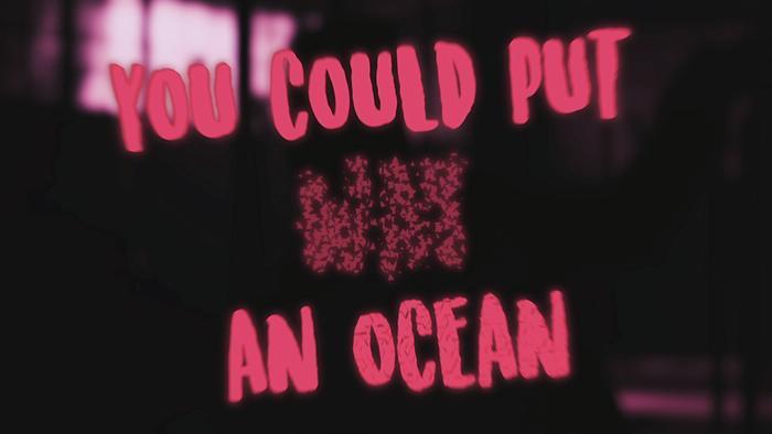 Ocean Lyric Video