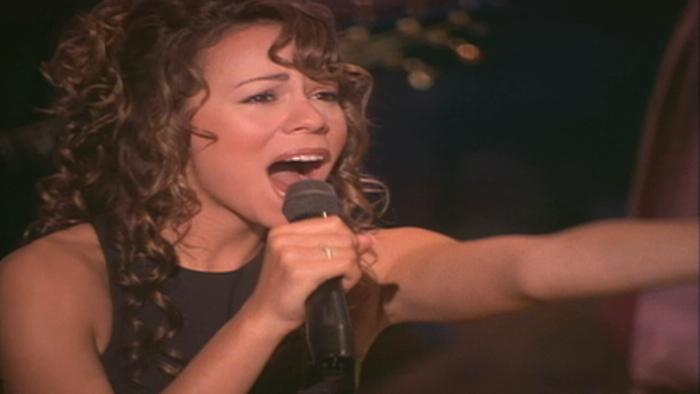 Anytime You Need a Friend From Mariah Carey Live