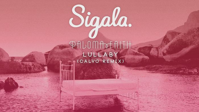 Lullaby Calvo Remix Audio