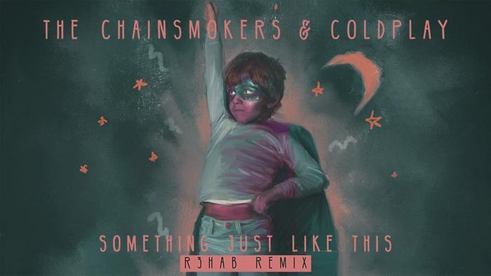 Something Just Like This R3hab Remix  Pseudo Video