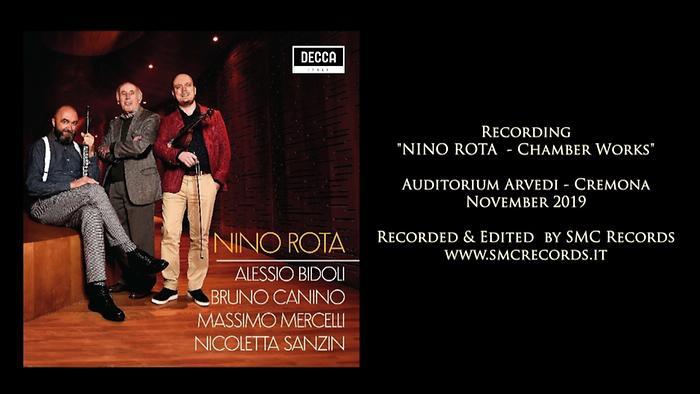 Nino Rota Chamber Works EPK