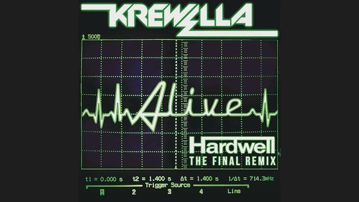 Alive Hardwell Remix Pseudo Video