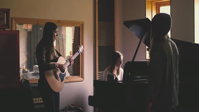 Never Alone Acoustic Video