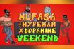 Weekend Lyric Video