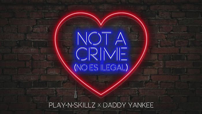 Not a Crime No Es IlegalEnglish Version  Cover Audio