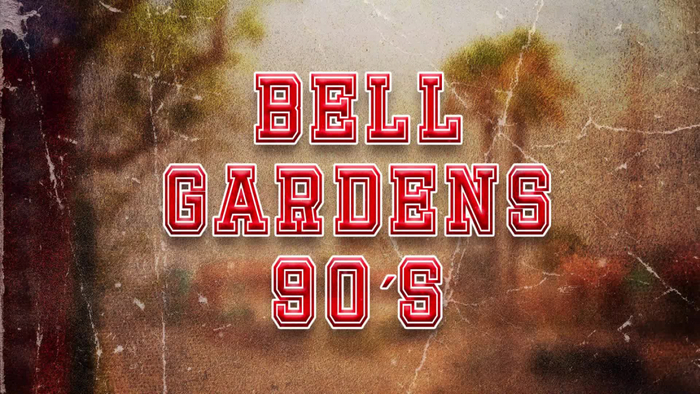 Bell Gardens 90s Video Lyric