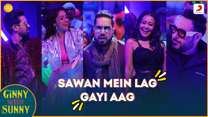 Sawan Mein Lag Gayi Aag From Ginny Weds Sunny
