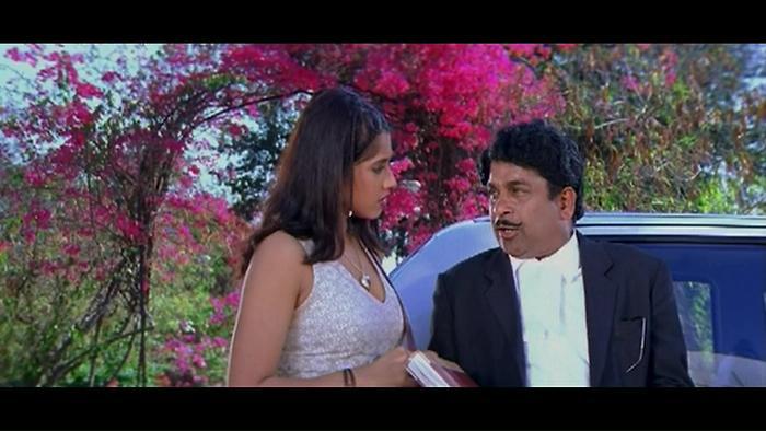 Brahmanandam Radhika Chaudhari Romantic Comedy