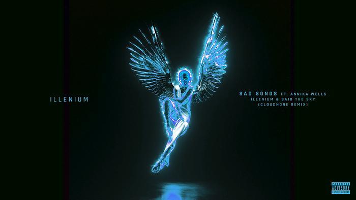 Sad Songs CloudNone Remix  Audio
