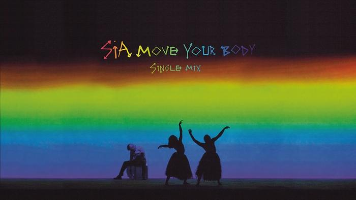 Move Your Body Single Mix Audio