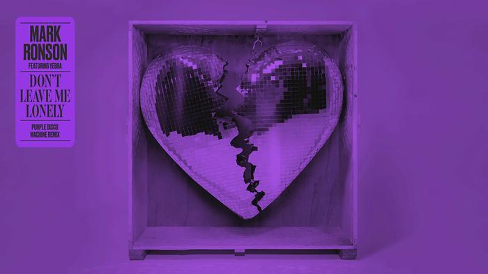 Dont Leave Me Lonely Purple Disco Machine Remix Audio