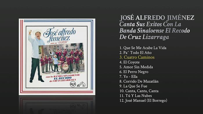 Cuatro Caminos Cover Audio