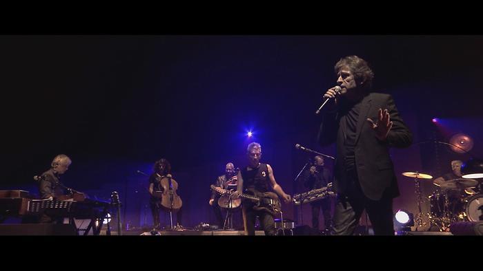 La ruelle des morts 40 ans de chansons sur scène à lAccorHotels Arena 2018