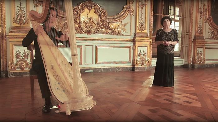 Serenata Española with Lucero Tena Official Trailer