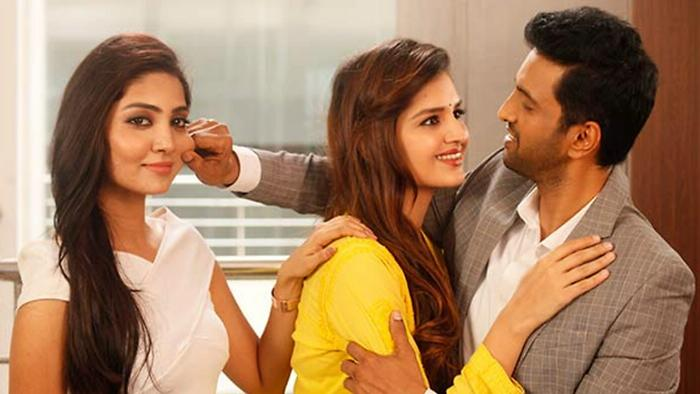 Two Heroine Joins With Santhanam For His Next