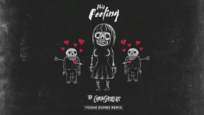This Feeling Young Bombs Remix  Official Audio