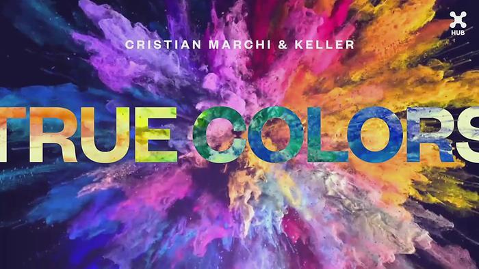 True Colors Pseudo Video
