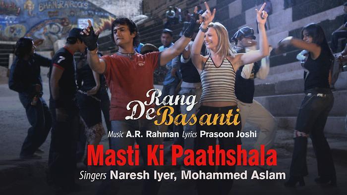 Masti Ki Paathshala Pseudo Video