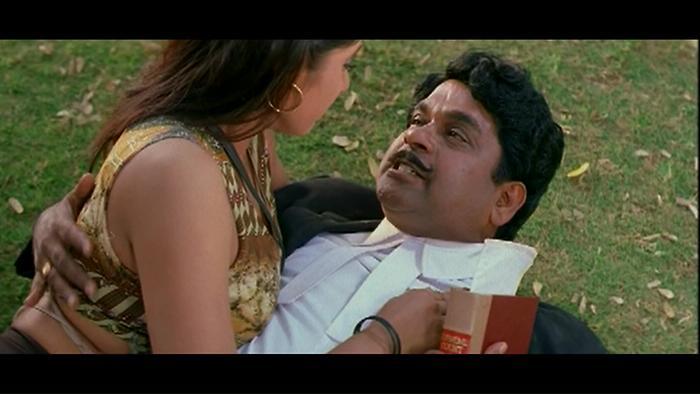 Brahmanandam Radhika Chaudhari Comedy Romance