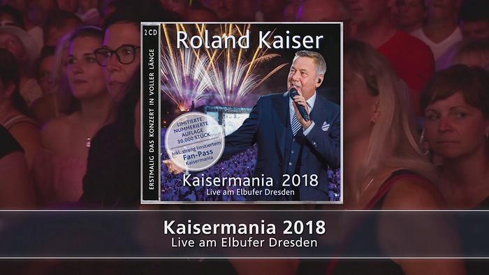 Kaisermania 2018 Live AlbumTrailer