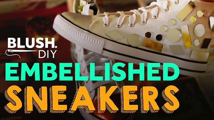 How to Reinvent Embellish your Sneakers
