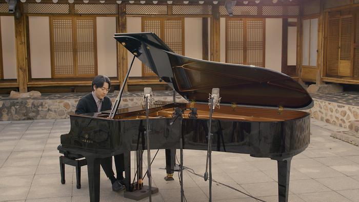 Yiruma  May Be  Kiss The Rain  River Flows In You kiwa LIVE session
