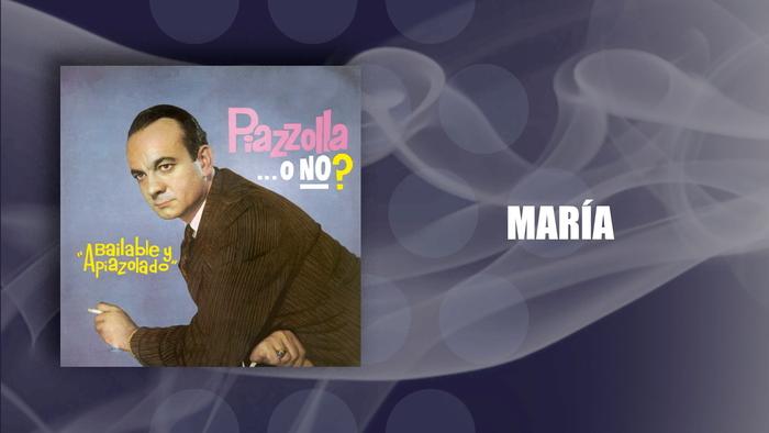 María Official Audio